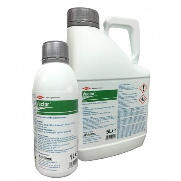 Erbicid Vector, 5 litri, Alchimex