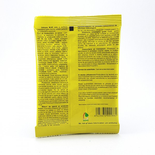 Fungicid Dithane M 45, 20 g