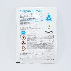 Fungicid Merpan 80 WDG, 15 grame, Adama