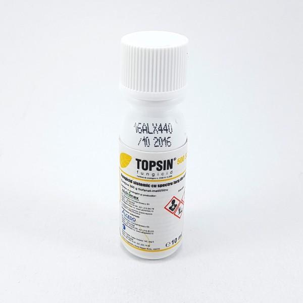 Fungicid Topsin 500 SC, 10 ml, Alchimex