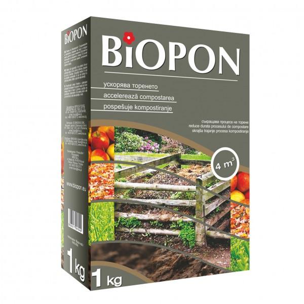 Compost pentru gradina, 1 kg, Biopon
