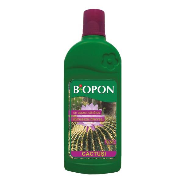 BIOPON - ingrasamant pentru cactusi 0,5 l