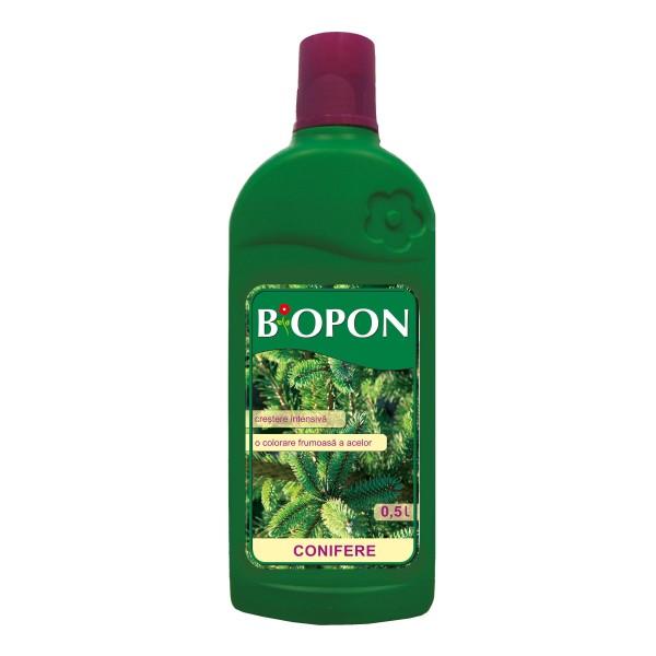BIOPON - ingrasamant pentru conifere 0,5 l
