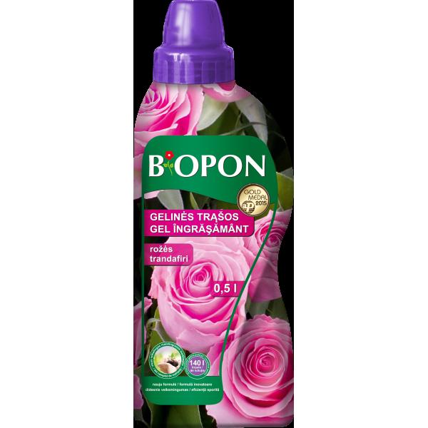 Ingrasamant gel pentru trandafiri, 0,5 litri