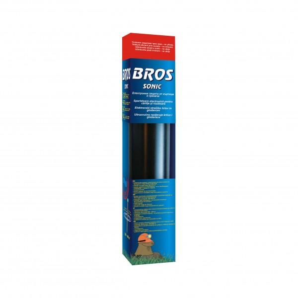 Aparat conic cu baterii Bros Sonic, impotriva cartitelor si rozatoarelor, Bros
