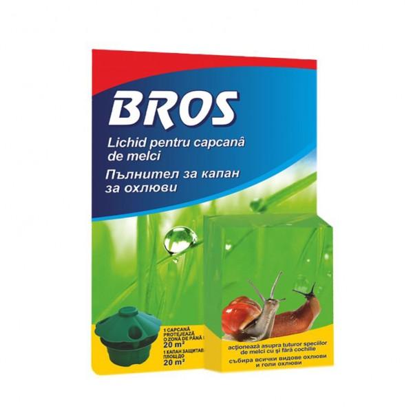 BROS - melci si limaxi - rezerva lichida 5 ml