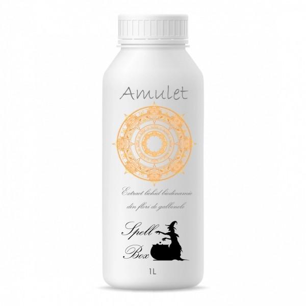 Extract lichid biodinamic din galbenele, Amulet, 1 litru, SemPlus