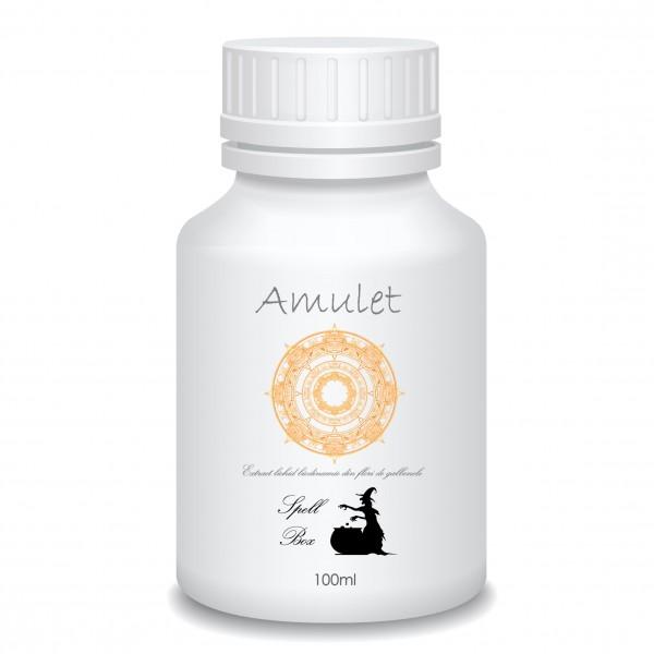 Extract lichid biodinamic din galbenele, Amulet, 100 ml, SemPlus