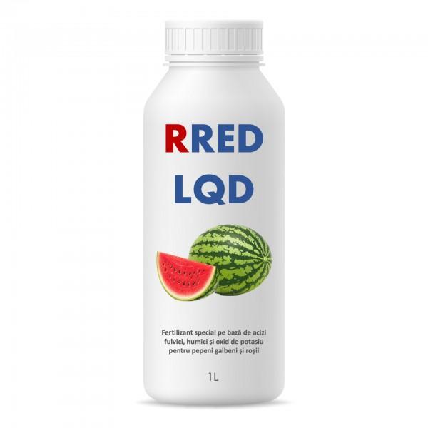 Fertilizant special pentru pepeni galbeni si rosii RRED LQD, 1 litru, SemPlus