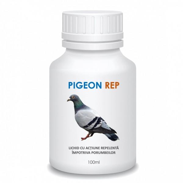 Repelent lichid concentrat impotriva porumbeilor Pigeon-Rep, 100 ml, SemPlus