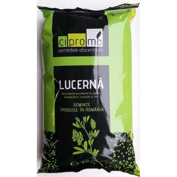 Seminte de lucerna Madalina, categoria biologica C1, 1 Kg