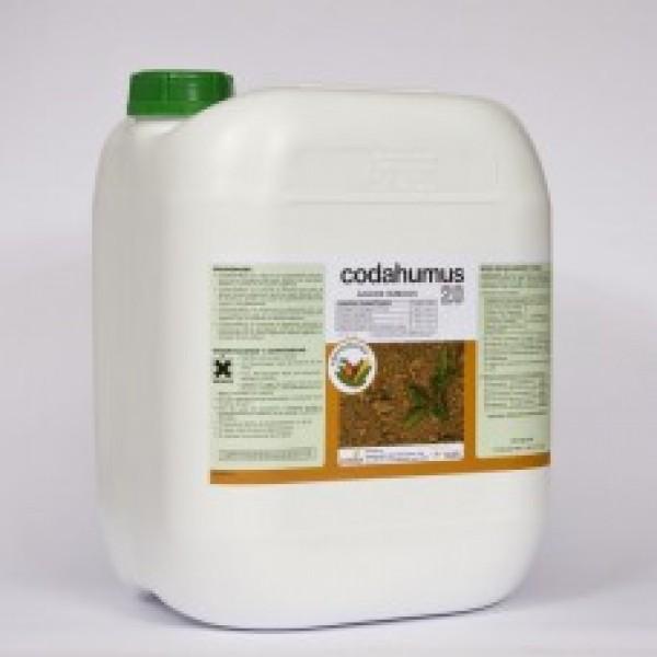 Corector humic organic lichid. Codahumus 20, 5 litri