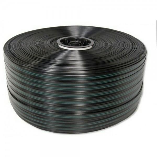 Banda de picurare T-Tape, grosime 6 mil, distanta intre duze 10 cm, lungime 100 metri, Rivulis