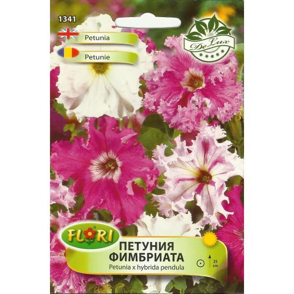 Seminte de petunia fimbriata, Florian