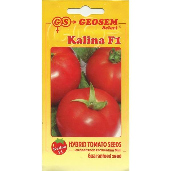 Seminte de tomate Kalina F1, Geosem Select, 50 seminte