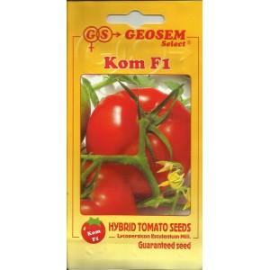 Seminte de tomate Kom F1, Geosem Select, 50 seminte