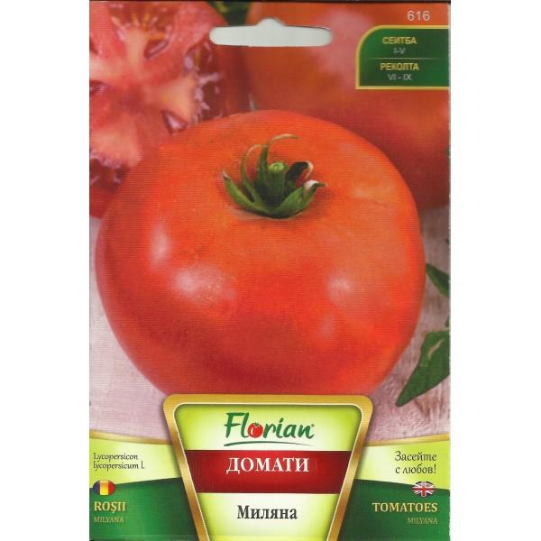 Seminte de tomate Miliana, 1 gram, Florian