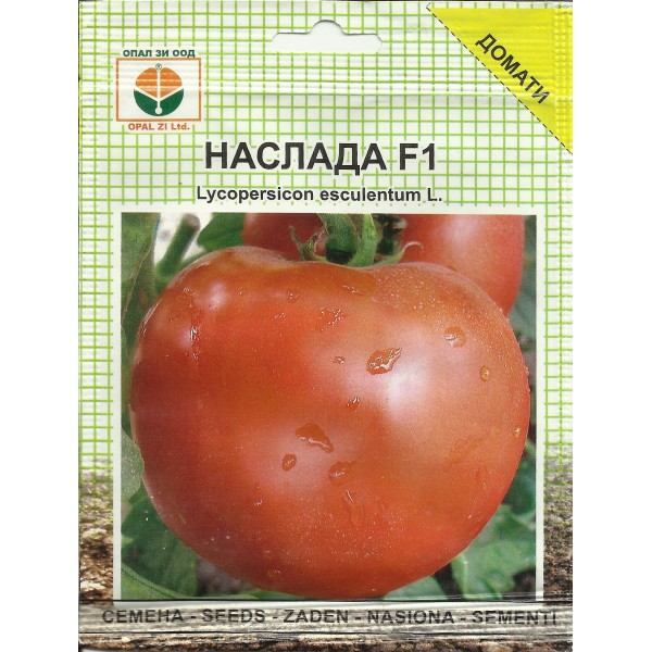 Seminte de rosii semitimpurii nedeterminate Naslada F1- 1 gram