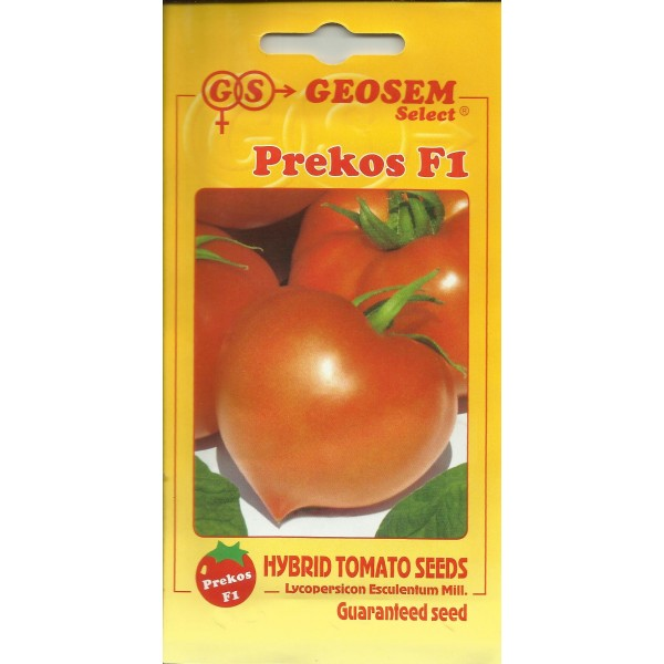Seminte de tomate Prekos F1, Geosem Select, 250 seminte