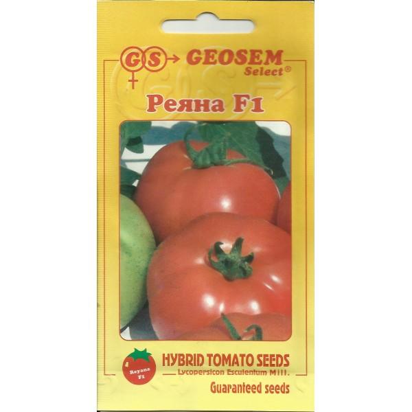 Seminte de tomate Reyana F1,  50 seminte, Geosem Select