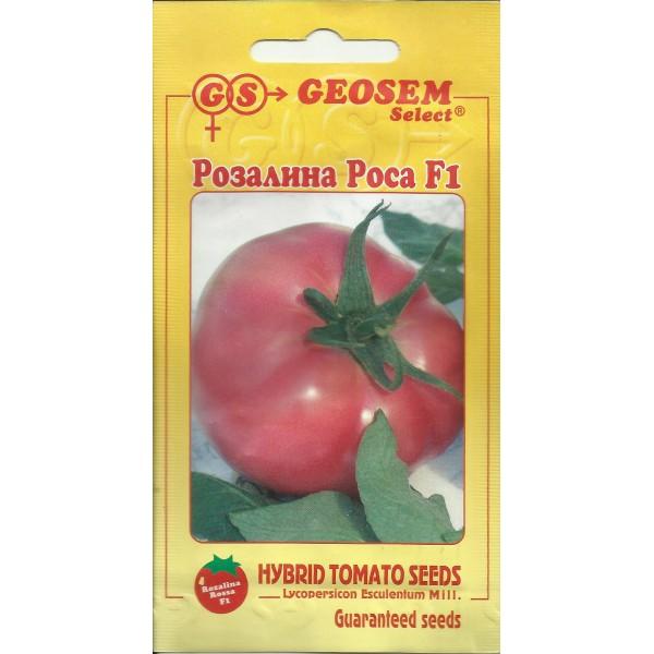 Seminte de tomate Rozalina F1, Geosem Select, 0,5 grame
