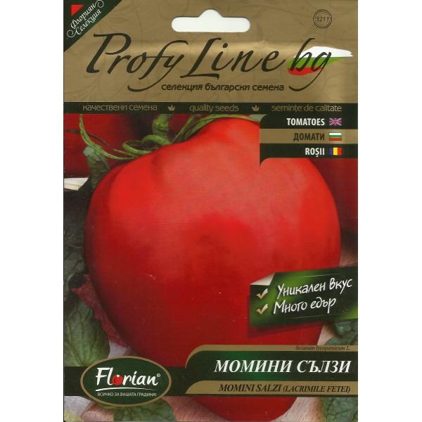Seminte de tomate Momini Salzi - Lacrimile Fetei, Florian, 500 seminte