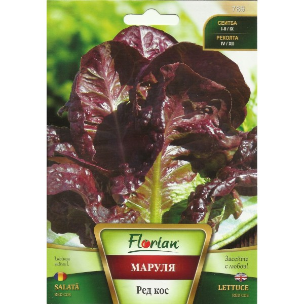 Salata red cos, Florian, 2 grame