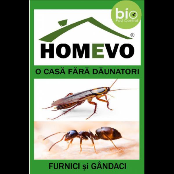 Granule combatere furnici si gandaci, homevo, 50 grame