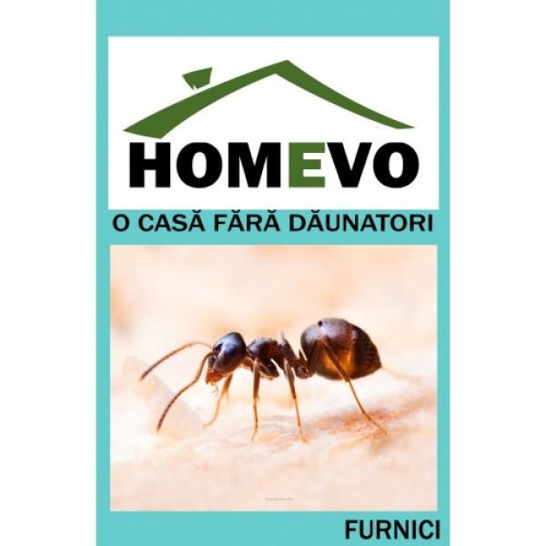 Insecticid gel pentru combaterea furnicilor, homevo, 5 grame