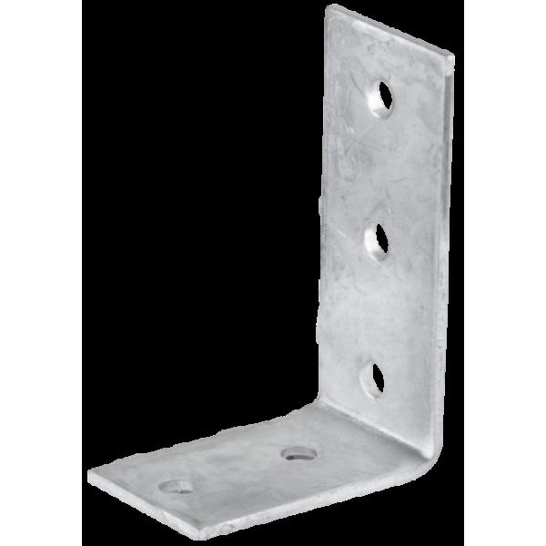 Vinclu ingust pentru imbinare lemn, dimensiuni 40 mm x 40 mm x 25 mmx 2 mm, Evotools