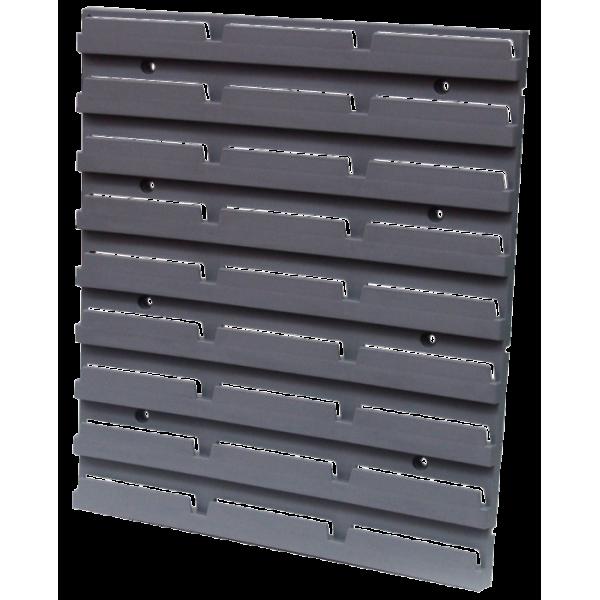 Panou de perete pentru cutii Ergobox, lungime 345 mm, inaltime 385 mm, Evotools