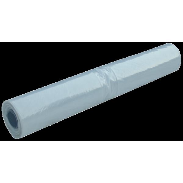 Folie din polietilena economica, transparenta, lungime 4,2 metri, grosime 0,1 mm, 1 Kg