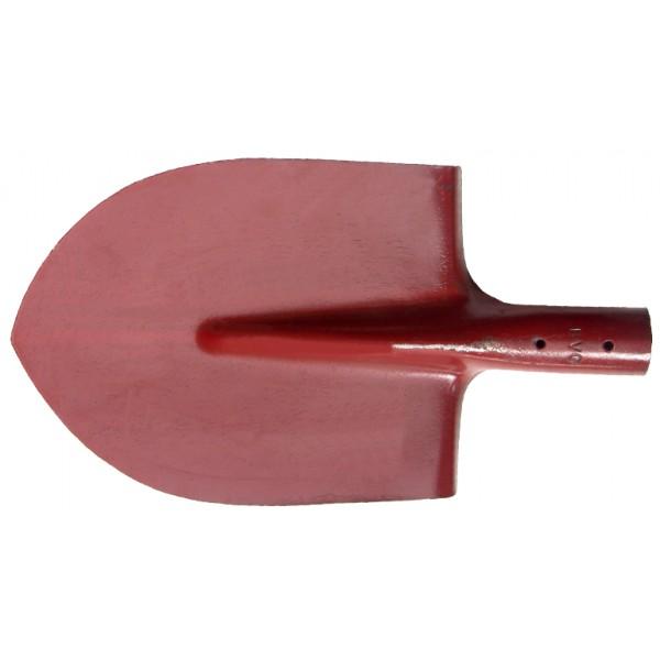 Cazma rosie, lungime 300 mm, latime 220 mm