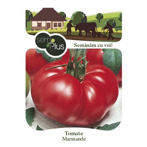 Seminte de tomate Marmande, 1 gram, SemPlus