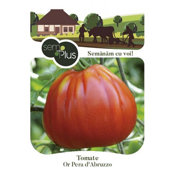 Seminte de tomate sub forma de para, tip Albenga, 0,5 gram, SemPlus