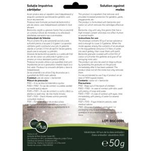 Repelent impotriva cartitelor, 50 grame, SemPlus