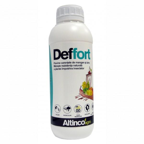Insecticid organic Deffort, 1 litru