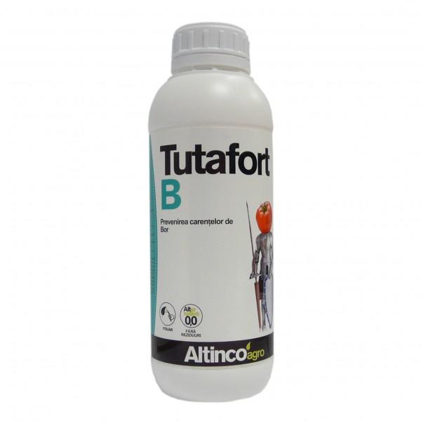Fertilizant ecologic cu bor cu efect insecticid Tutafort B, 1 litru