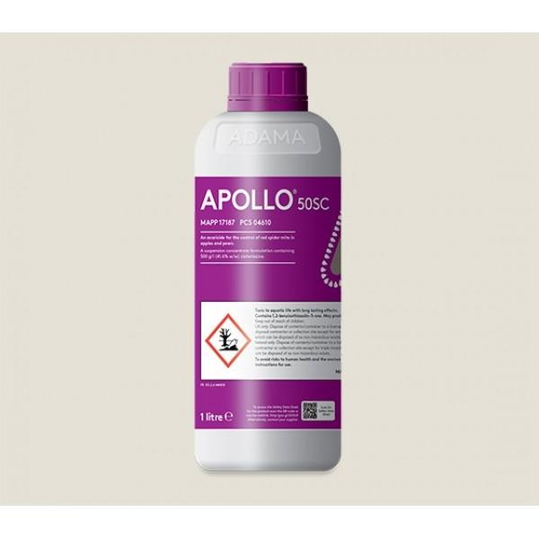 Insecticid Apollo 50 SC, 1 litru, Adama