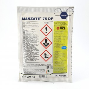 Fungicid Manzate 75 DF, 20 grame, Chemtura