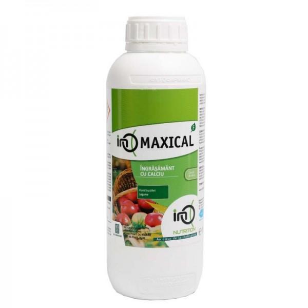 Ingrasamant foliar Ino Maxical,1 litru, De Sangose