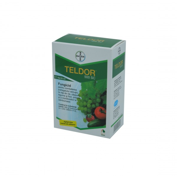 Fungicid de contact Teldor, 10 ml, Bayer Crop Science