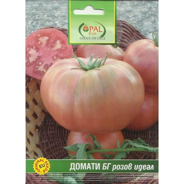 Seminte de rosii roz semitimpurii nedeterminate Ideal - 0,5 grame