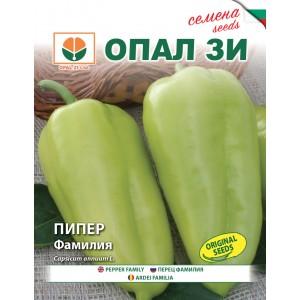 Seminte de ardei kapia Famylia, 10 grame Opal