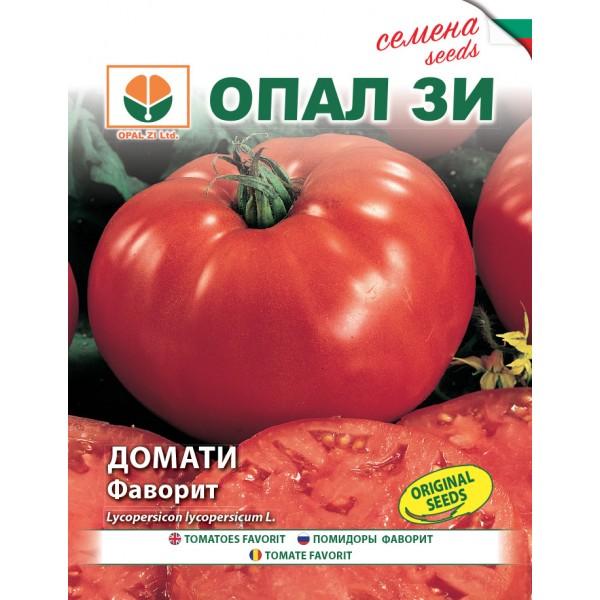 Seminte de tomate Faworyt, 0,5 grame, Opal