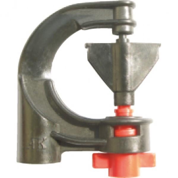 Microaspersor tip Delta, debit 120 litri/h, diametru 10 metri, Palaplast