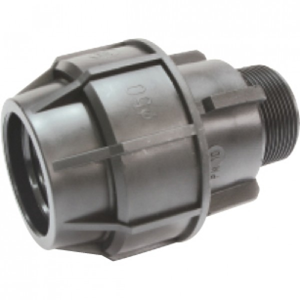 Racord compresie FE - 20 mm x 3/4 inch