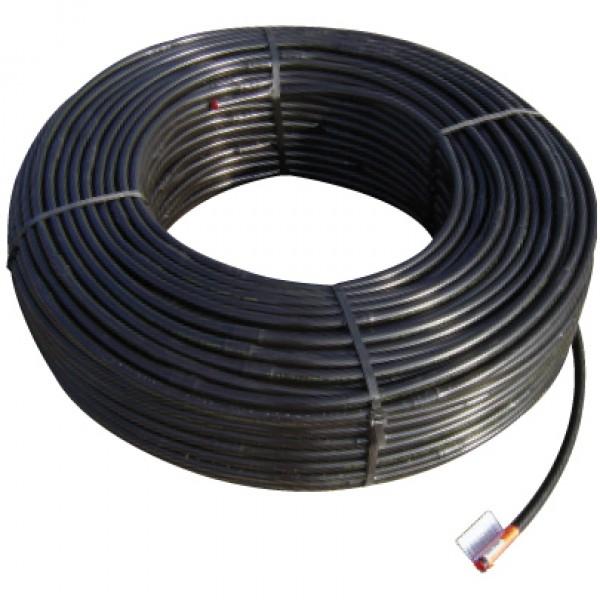 Tub picurare Paladrip-Slim, debit 2l/h, grosime 16 mm, distanta intre duze 20 cm, lungime 100 metri, Palaplast