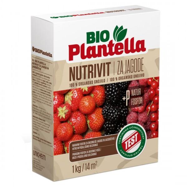 Bio Nutrivit pentru fructe si arbusti cu baca, 1 Kg