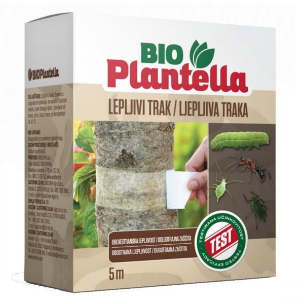 Banda adeziva pentru protectie copaci Plantella, 5 metri, Unichem